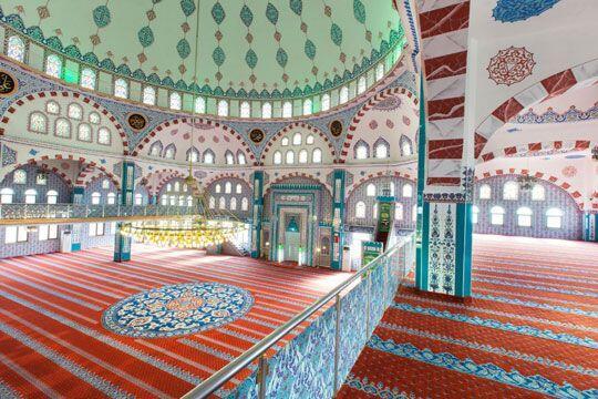 Cami Halısı Dilediğiniz renk
